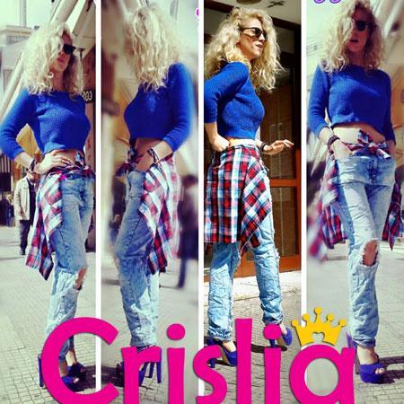 72d83ce6dc33 Hot franchise trend: Η Crislia θέτει νέα δεδομένα στο στυλ ...