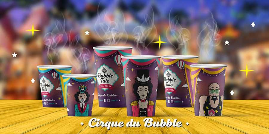 Bubbletale Cirque