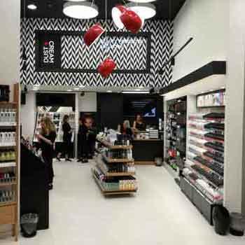 Νέο κατάστημα DUST+CREAM στο Avenue Mall Athens
