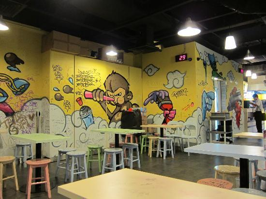 Graffiti Cafe